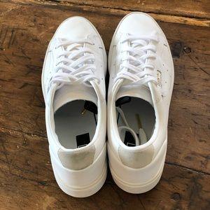 adidas Shoes - Adidas Sleek Leather Sneaker